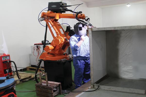 Weleding Robot 2