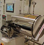 Vacuum Technology Heated Antechamber