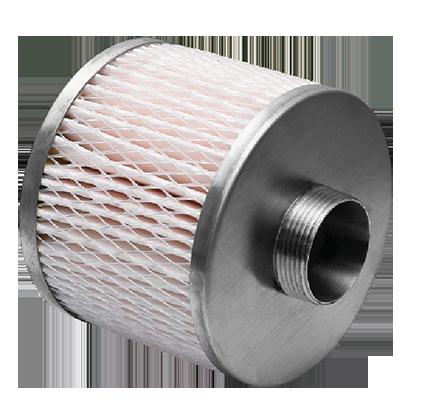 Vacuum Technology - Glove Box - Dust Filter 420x