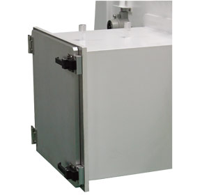 Vacuum Technology - Glove Box - Rectangular Antechamber 420x